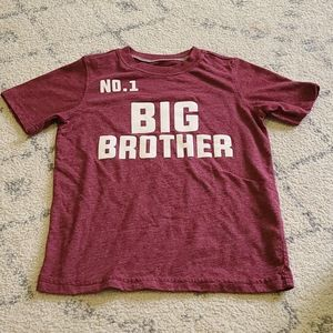 Big Brother Boys Tshirt